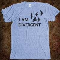 I am Divergent - Lord Of the Books