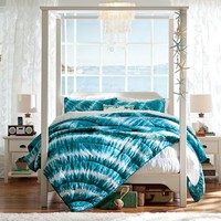 Tatum Tie-Dye Quilt &amp; Sham