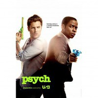 Psych Solving Crime Is Serious Business Poster