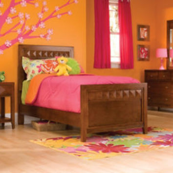 Shadow 4 Pc Twin Bedroom Set Kids From Raymour Flanigan
