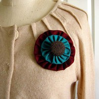 Brooch 001 by Tefi on Etsy