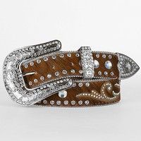 Nocona Glitz Belt - Women's Accessories | Buckle