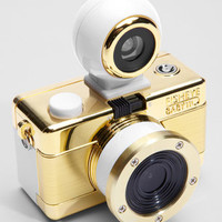 Lomography Fisheye Baby 110 Gold Edition