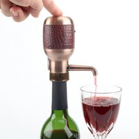 Wine Aerator, Beverage Serve & Save