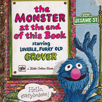 Vintage Kids&#x27; Books My Kid Loves: Great Monday Give: The Monster at the End of This Book