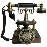 1894 Antique-Style Vintage Reproduction Telephone