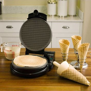 Chef'sChoice Deluxe Waffle-Cone Express Kit