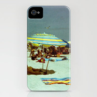 Beach, Wildwood, New Jersey iPhone Case by istillshootfilm | Society6