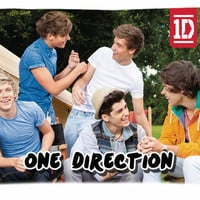 "Pillowcase ONE DIRECTION 1D Together Bedding Pillow Case Cover 30"" x 20"" New"