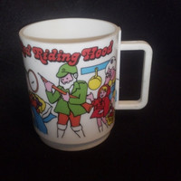 Little Red Riding Hood Storyland Cup Deka