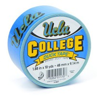 Duck Brand 240388 UCLA College Logo Duct Tape, 1.88-Inch by 10 Yards, Single Roll - Amazon.com
