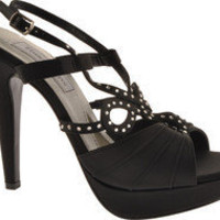 Touch Ups Lonnie - Black Satin - Free Shipping & Return Shipping - Shoebuy.com