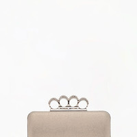 Bershka United Kingdom - Ring detail stiff box bag