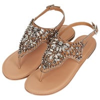FLISS Embellished Sandals - New In This Week - New In - Topshop USA