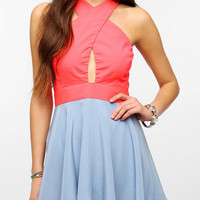 Naven Crisscross Vixen Dress