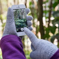 Ten-Digit Touchscreen Gloves