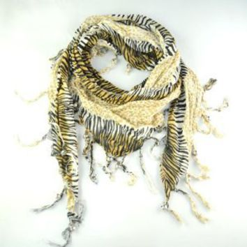 Amazon.com: 2012 Hot Sell Sexy Grain Tassel Leopard Jewelry Scarf ,Nl-1491a: Everything Else