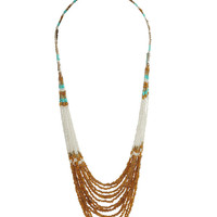 Layered Tribal Necklace | FOREVER21 - 1000036968