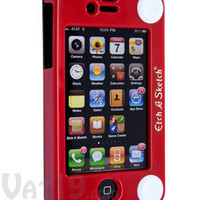 Etch-a-Sketch Cases for the iPhone and iPod