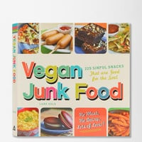 Vegan Junk Food By Lane Gold
