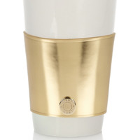 Jimmy Choo | Rika mirrored-leather coffee cup sleeve | NET-A-PORTER.COM