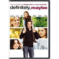 Amazon.com: Definitely Maybe (Full Screen): Ryan Reynolds, Rachel Weisz, Isla Fisher, Elizabeth Banks, Abigail Breslin: Movies & TV