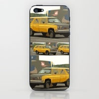 Eric's New Age Suburban Dream iPhone & iPod Skin by Bruce Stanfield | Society6
