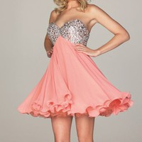 Allure A460 Dress - MissesDressy.com