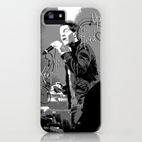 """Keep Your Head Up"" Andy Grammer iPhone Case by Kayla Gordon 