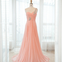 Brilliant A-line Floor-Length Prom dress/evening dresses from Gorgeous prom