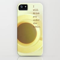 Coffee Break iPhone Case by Olivia Joy StClaire | Society6