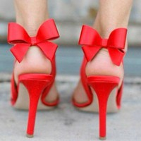 Red Hot Heels
