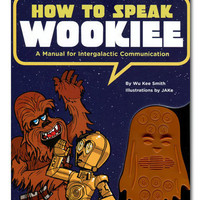 Urban Outfitters - How To Speak Wookie