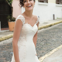 Bridal Gown With Sleeves | Wedding Dresses | Wedding Gowns