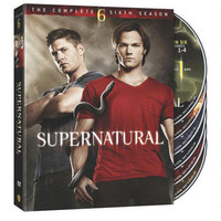 Supernatural: The Complete Sixth Season |