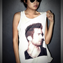 Maroon 5 Adam Levine Tank Top Shirt T-Shirt Women &amp; Men Unisex Size M , L