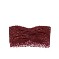 Aerie Vintage Lace Bandeau | Aerie for American Eagle