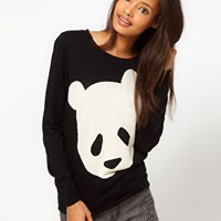 ASOS Panda Jumper at asos.com