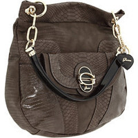GUESS Cool Classic Medium Hobo Brown - 6pm.com