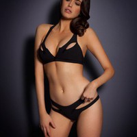 View All Swimwear by Agent Provocateur - Blaize Bikini Bra