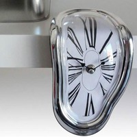 Creative Melting Table Clock
