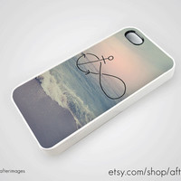 Infinity Anchor iPhone 5 4 4S Case iPhone 4 Case by afterimages