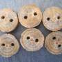 Small Rustic Tree Branch Buttons Perfect by TimberWoodsWares