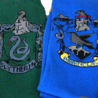 Hogwarts House Crest Socks