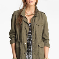 Rubbish Army Jacket (Juniors) | Nordstrom
