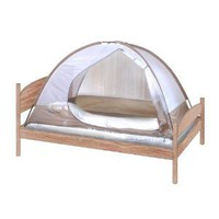 Eco-keeper Bed Bug Tent-(Double (Standard Queen))Preventing Bed Bugs While Traveling. bed bugs protection. Are Bed bug Still Biting at Night? Don't Lose anymore Sleep !
