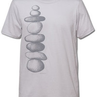 NEW! Find Balance Men's T-shirt: Soul-Flower Online Store
