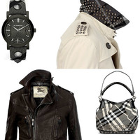 Burberry Winter Storms Capsule Collection