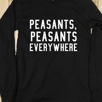 peasants, peasants everywhere - Julianne's Apparel