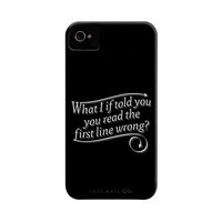 What I If Told You Phone Case